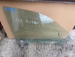 Стекло двери боковое правое переднее Subaru Legacy BP5