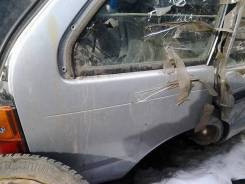 Крыло заднее универсал 1 Toyota Corolla