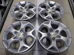 """Красивые литые диски для Opel 16"""" (5*110) 6.5j et+37 цо65.1мм"""