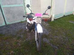 Yamaha DT50, 1999