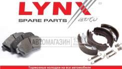 Колодки тормозные дисковые   перед   LYNXauto [BD5529]