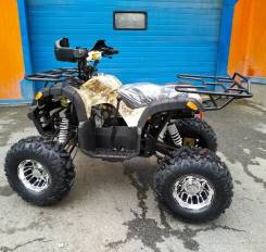 Grizzly 125, 2020