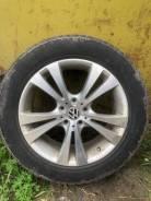 Диски литые оригинальные R17 Volkswagen Tiguan 2 VAG Triangle TR777