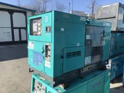 Дизельный генератор Denyo DCA25ESI-9773 25 Киловатт. 220/380/ вольт