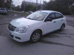 Аренда Nissan Almera в Новосибирске под такси