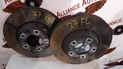 Тормозные диски перед Audi Q7 4LB CJGC