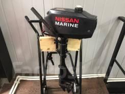 Лодочный мотор Nissan-Marine 3.5