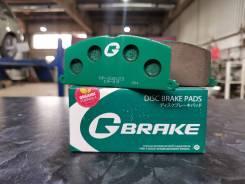 Колодки передние GP-02023 G-Brake Цена при установке на СТО Автодеталь