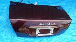 Крышка багажника Maserati Quattroporte 5 05г 4.2L V8