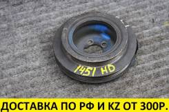 Контрактный шкив коленвала Toyota / Daihatsu HC / HE / HD