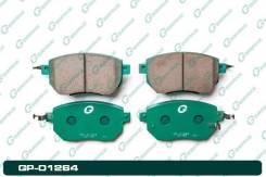 Дисковые тормозные колодки передние G-Brake GP01264