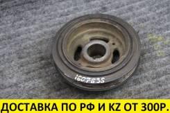 Шкив коленвала Toyota 3S/4S/5S контрактный