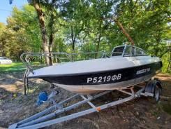 Продам катер Гризли 580 ДС