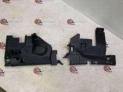 Пластик под торпедо (левый/правый) рестайлинг Subaru Legacy BL5 #4