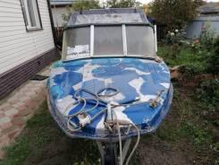 Комплект Лодка Обь-М и мотор ямаха30