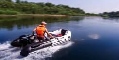 Аренда лодки ПВХ с мотором