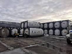 Услуги перевозки в танк-контейнерах