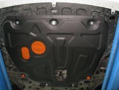 Защита двигателя Hyundai Solaris, Kia Rio (2017-2020)