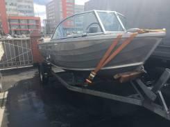 Продам моторную лодку 455 Coast Runner+Подвесной лодочный мотор Yamaha