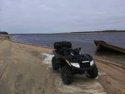Arctic Cat TRV 700, 2012
