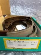 Колодки задние тормозные барабанные JFBK FN2338