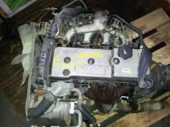 Двигатель 4FG1 Isuzu Fargo WFR62DW контрактный оригинал
