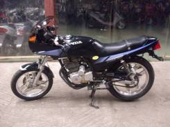 Honda CBX125F, 1998