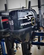 Лодочный мотор magnum pro 9.8