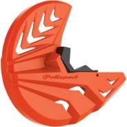Защита переднего тормозного диска Polisport 8151600003 KTM SX-SXF-TC-F
