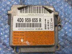 Блок управления air bag AUDI A8 (D2) 1994-2003