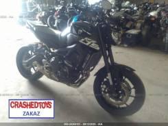 Yamaha FZ 09, 2016