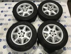 Комплект колес на зимней резине 195/65R15 w203 из Японии