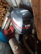 Продам лодочный мотор Yamaha 15