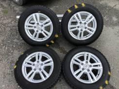 Комплект зимних колес 195 65 15 +Литые диски 5*114.3
