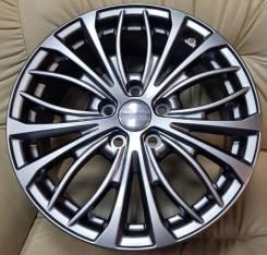 Диск колесный КС873 (ZV 17_Mazda 6) 7.5x17 ЕТ 50 5x114.3 67.1 дарк платинум Арт.74844