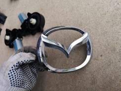 Эмблема передняя для Mazda 3 (BL) 2009-2013