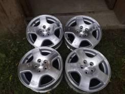 Продам диски литые R15 Subaru