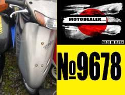 Honda Dio AF34 new рейсталинг