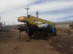 Продам крановую установку ивановец 25 тонн