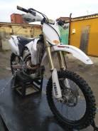 Yamaha 450, 2009