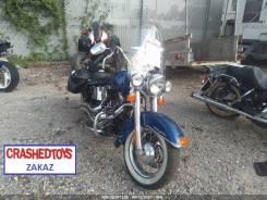 Harley-Davidson Heritage Softail Classic FLSTC, 2015