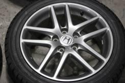 Диски оригинальные Honda Type S R17 5*114.3 7J ET55