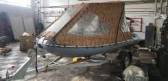 Моторная лодка абакан420