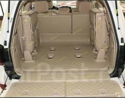 3Д Коврики в багажник Toyota Land Cruiser 200/Lexus LX 570/LX450d