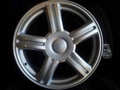 Новые 17-ые диски на Lada Серберо