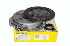 Корзина сцепления + диск + выжимной ВАЗ LADA Largus, Renault Logan. Sandero дв. К7М 1.6L 8V (тросовый привод) [620108000]