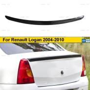Спойлер крышки багажника Renault Logan 2004-2010