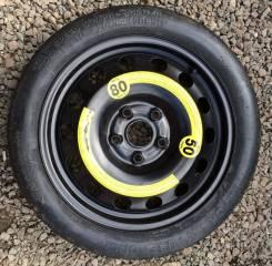 Запасное колесо R16 Volkswagen 5x112