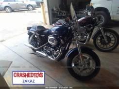 Harley-Davidson Sportster 1200 Custom XL1200C, 2016