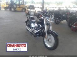 Harley-Davidson Fat Boy FLSTF, 2002